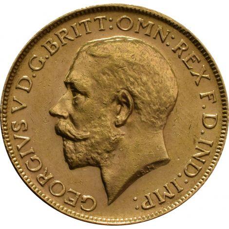 1928 Gold Sovereign - King George V