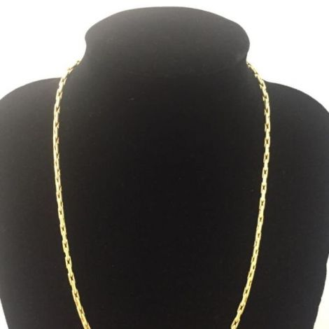 19.2ct  Gold Necklace