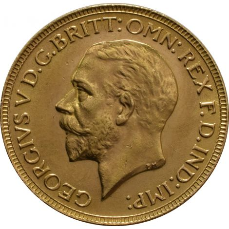 1931 Gold Sovereign - King George V