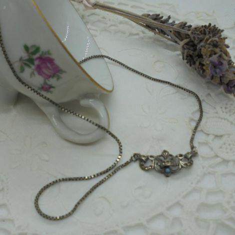 0.925 Silver Necklace