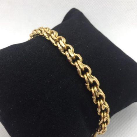 19.2ct  Gold Bracelet