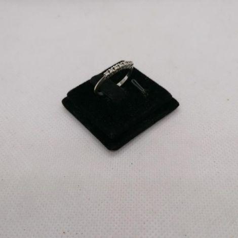 19.2ct  White Gold Ring