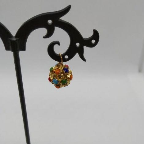 19.2ct  Gold Pendant