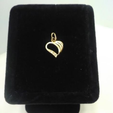 19.2ct  Gold Pendant